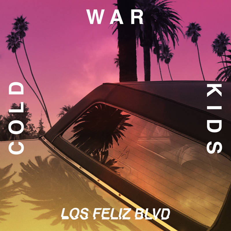 Cold War Kids Los Feliz Blvd