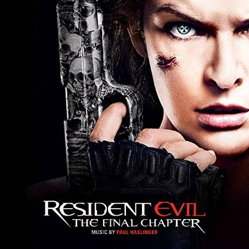 Resident Evil: The Final Chapter (Original Soundtrack Album) [Vinyl]