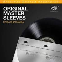 Strictly Discs - Mobile Fidelity Inner Sleeves - Pack of 50