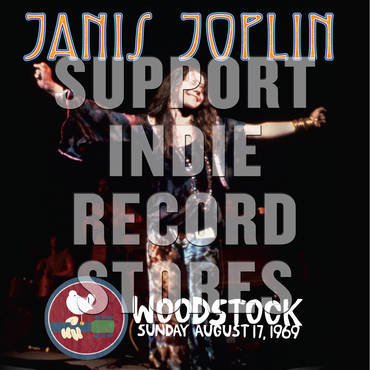 Woodstock Sunday August 17, 1969  [RSD 2019]