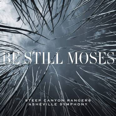 Be Still Moses [First Edition Transparent Blue LP]