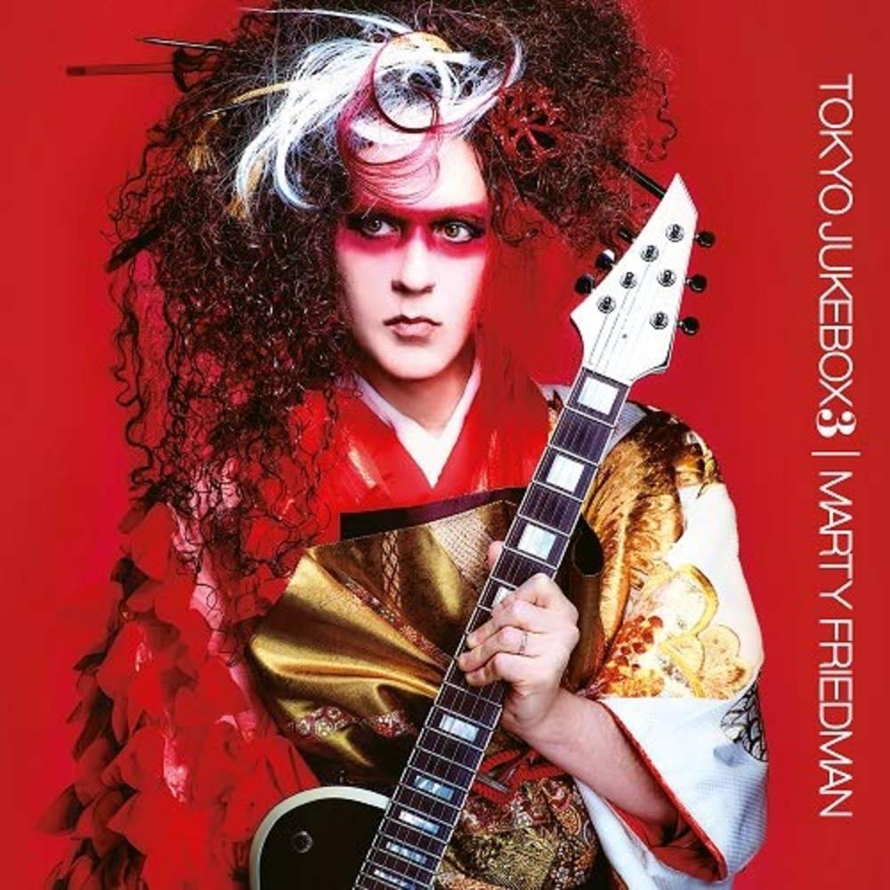 Marty Friedman - Tokyo Jukebox 3 [Red 2LP]