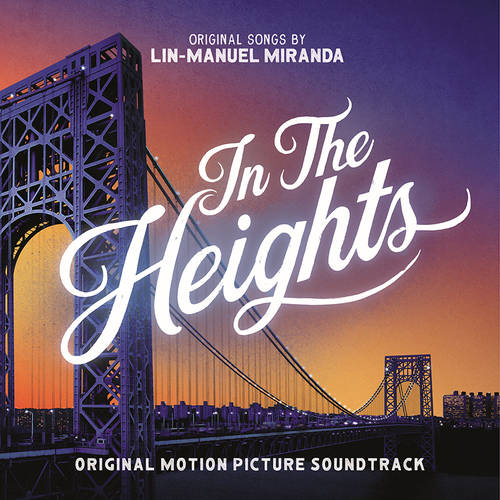 Lin-Manuel Miranda - In The Heights (Official Motion Picture Soundtrack) [2LP]