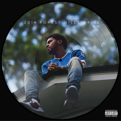 J. Cole - 2014 Forest Hills Drive EP [RSD BF 2019]