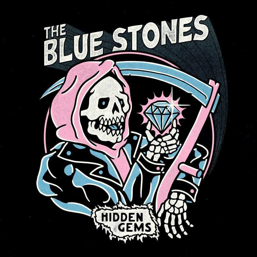 The Blue Stones - Hidden Gems [Cotton Candy LP]