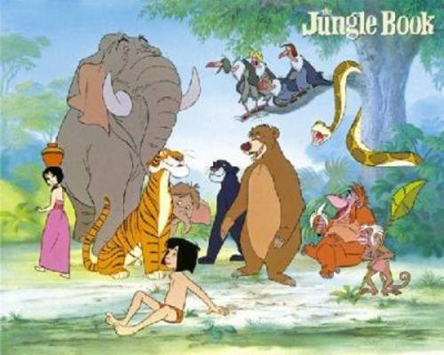 The Jungle Book [Disney Movie]