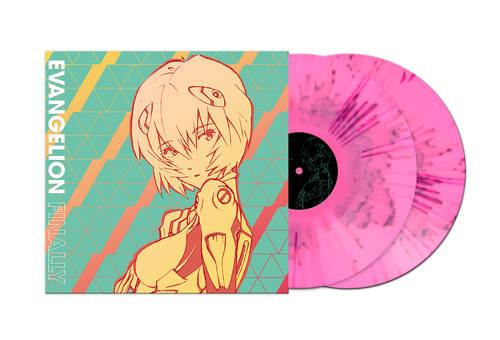 Yoko Takahashi & Megumi Hayashibara - Evangelion Finally [Pink Splatter 2LP]