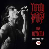 Iggy Pop - Live at Olympia - Paris 91'