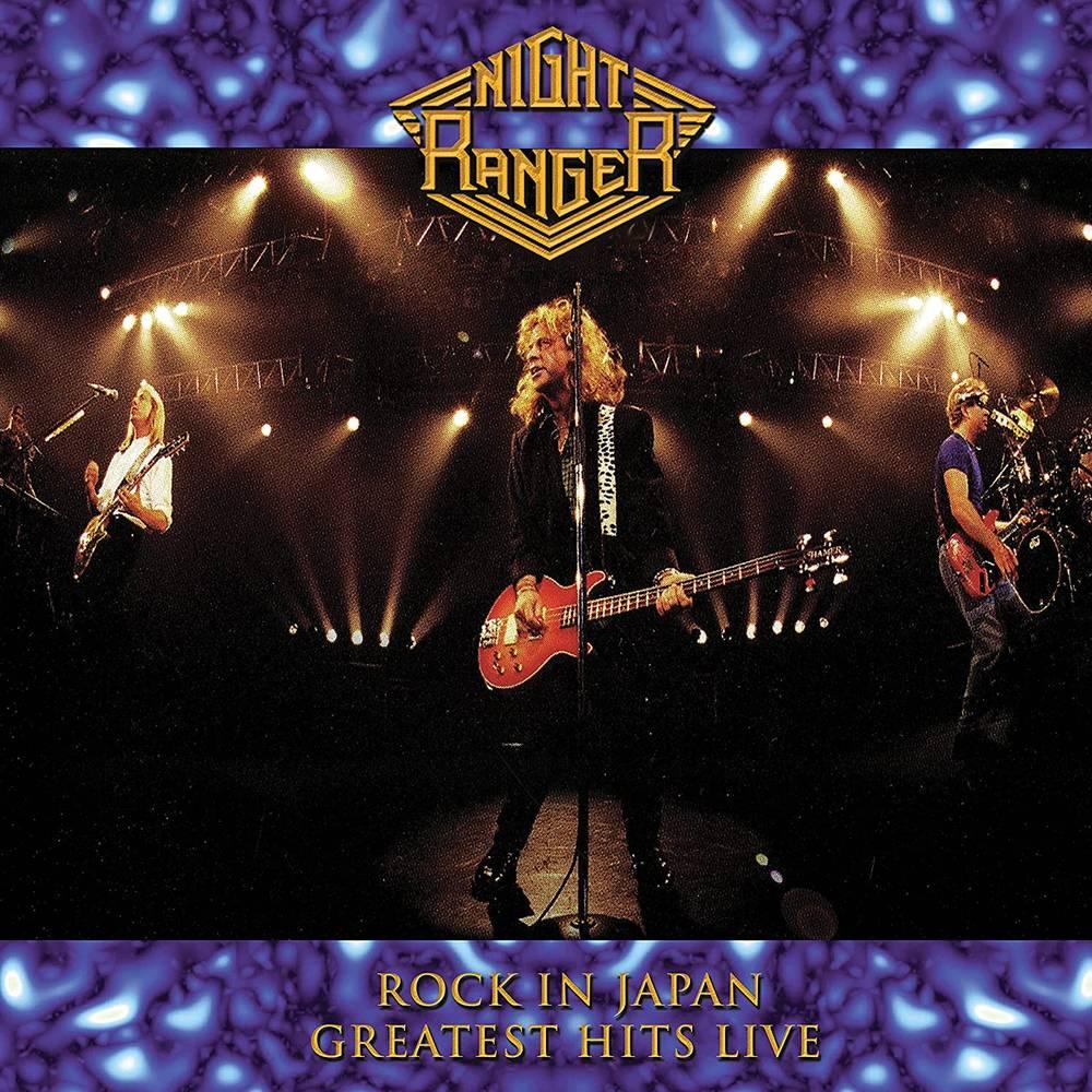 Night Ranger - Rock In Japan - Greatest Hits Live [Translucent Blue LP]