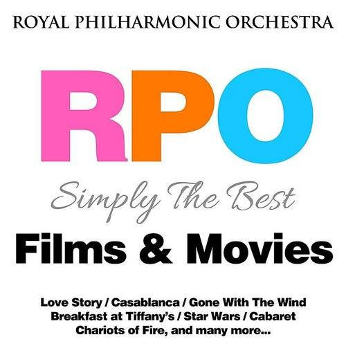 Royal Philharmonic Orchestra: Simply The Best: Films & Movies