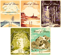 Band Of Horses - Free Lithographs