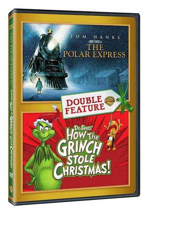 The Polar Express / How the Grinch Stole Christmas Double Feature