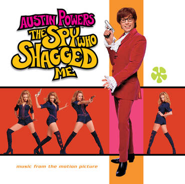 Austin Powers: The Spy Who Shagged Me Soundtrack [RSD Drops Oct 2020]