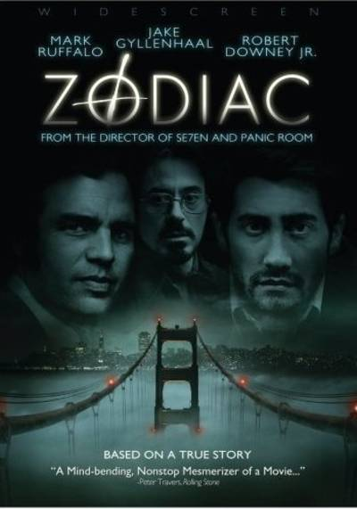 Gyllenhaal/Edwards/Downey - Zodiac