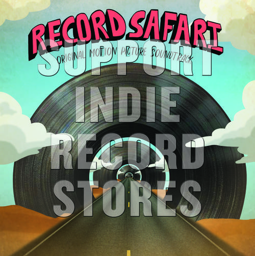 Record Safari (Orignal Soundtrack) (Blk) (Rex) [RSD 2019]