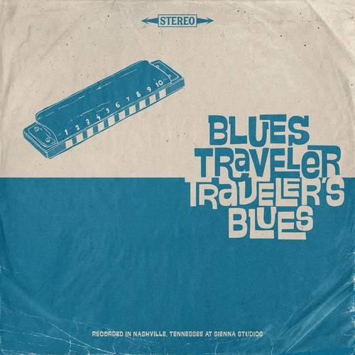 Blues Traveler - Traveler's Blues [Indie Exclusive Limited Edition Blue LP]