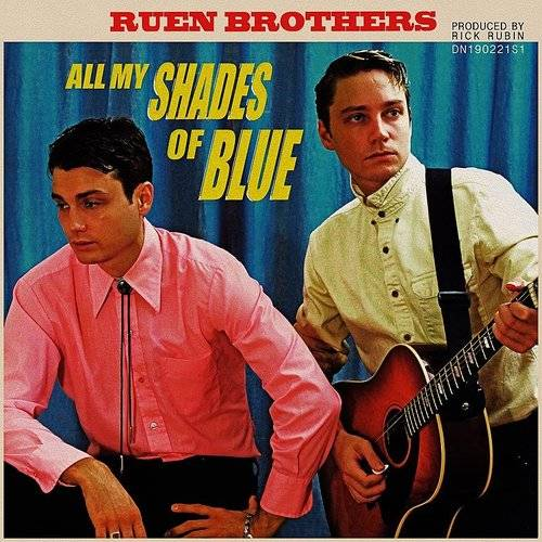 Resultado de imagen de Ruen Brothers - All My Shades of Blue