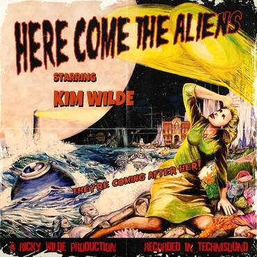 Here Come The Aliens [LP]