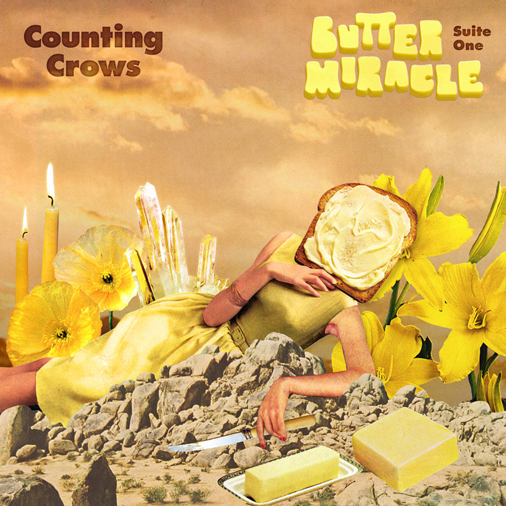 Counting Crows - Butter Miracle Suite One [LP]