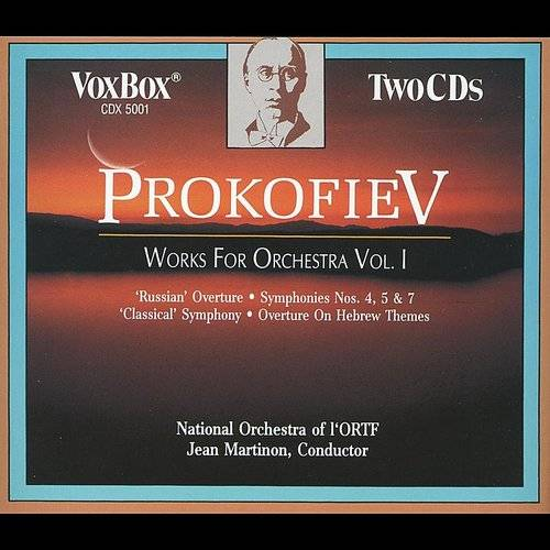 Works For Orchestra, Vol. 1