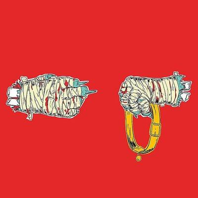 Run The Jewels - Meow The Jewels [Limited Edition Tawny Brown Vinyl]
