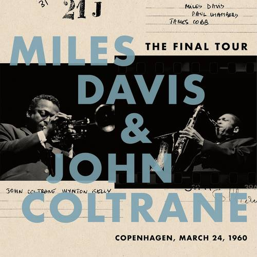 The Final Tour: Copenhagen, March 24, 1960 [LP]
