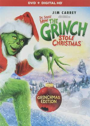 Dr. Seuss' How The Grinch Stole Christmas [Ultimate Edition]