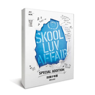 SKOOL LUV AFFAIR: Special Addition