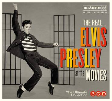 The Real...Elvis Presley At The Movies [Import]