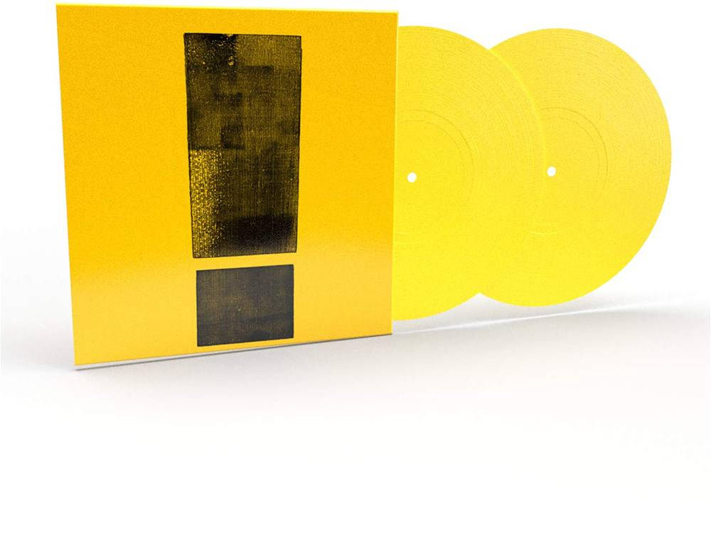 Shinedown - Attention Attention [Limited Edition Clear Yellow 2LP]