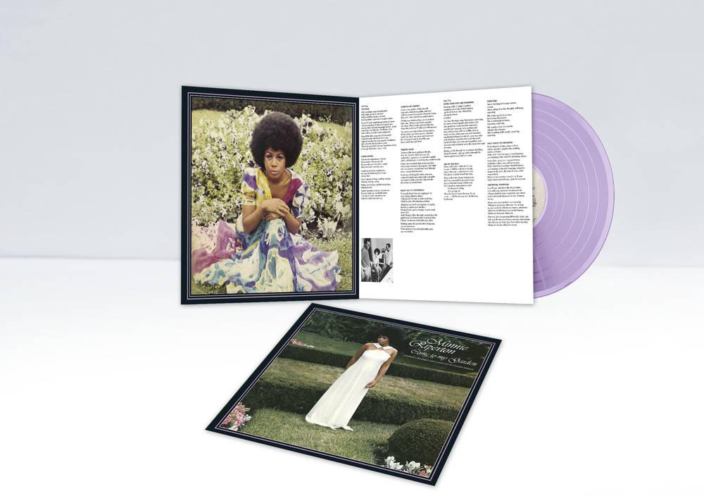 Minnie Riperton - Come To My Garden [RSD Essential Lilac LP]