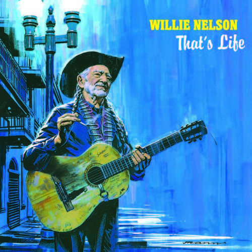 Willie Nelson - That's Life [LP]