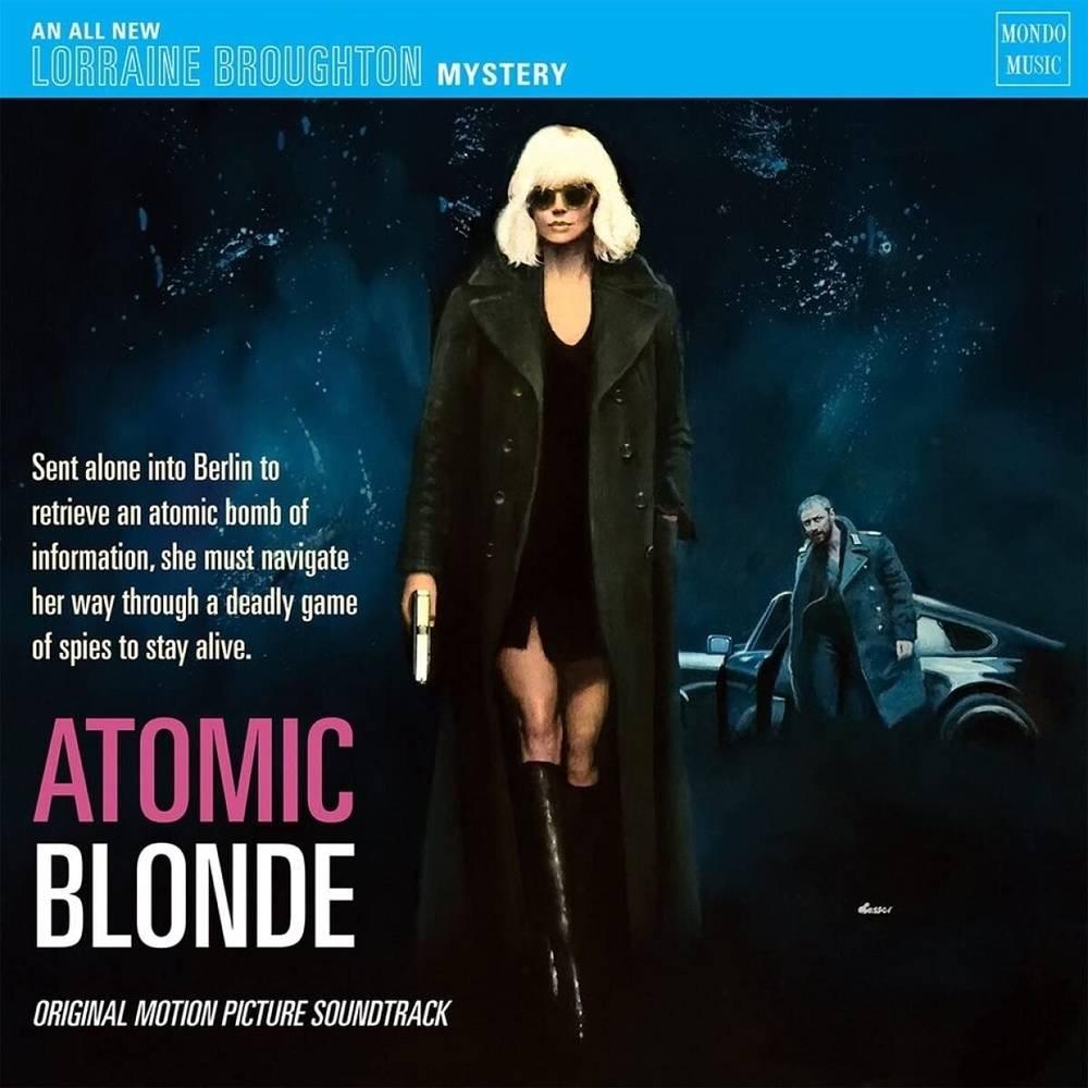 Various Artists - Atomic Blonde (Original Motion Picture Soundtrack) [2LP]