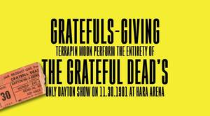 Win 2 Tickets to Gratefuls-Giving ft. Terrapin Moon!
