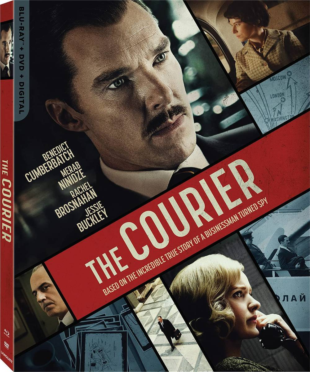 The Courier [2021 Movie] - The Courier