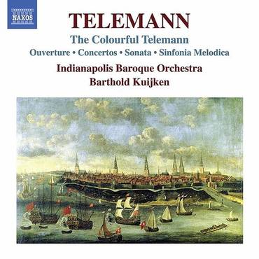 Colourful Telemann