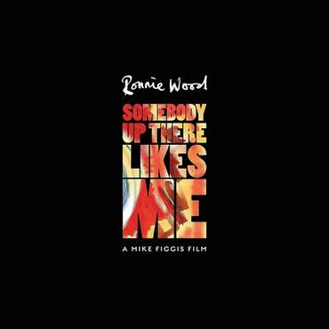Ronnie Wood: Somebody up There Likes Me [Limited Edition Deluxe Blu-ray/DVD]