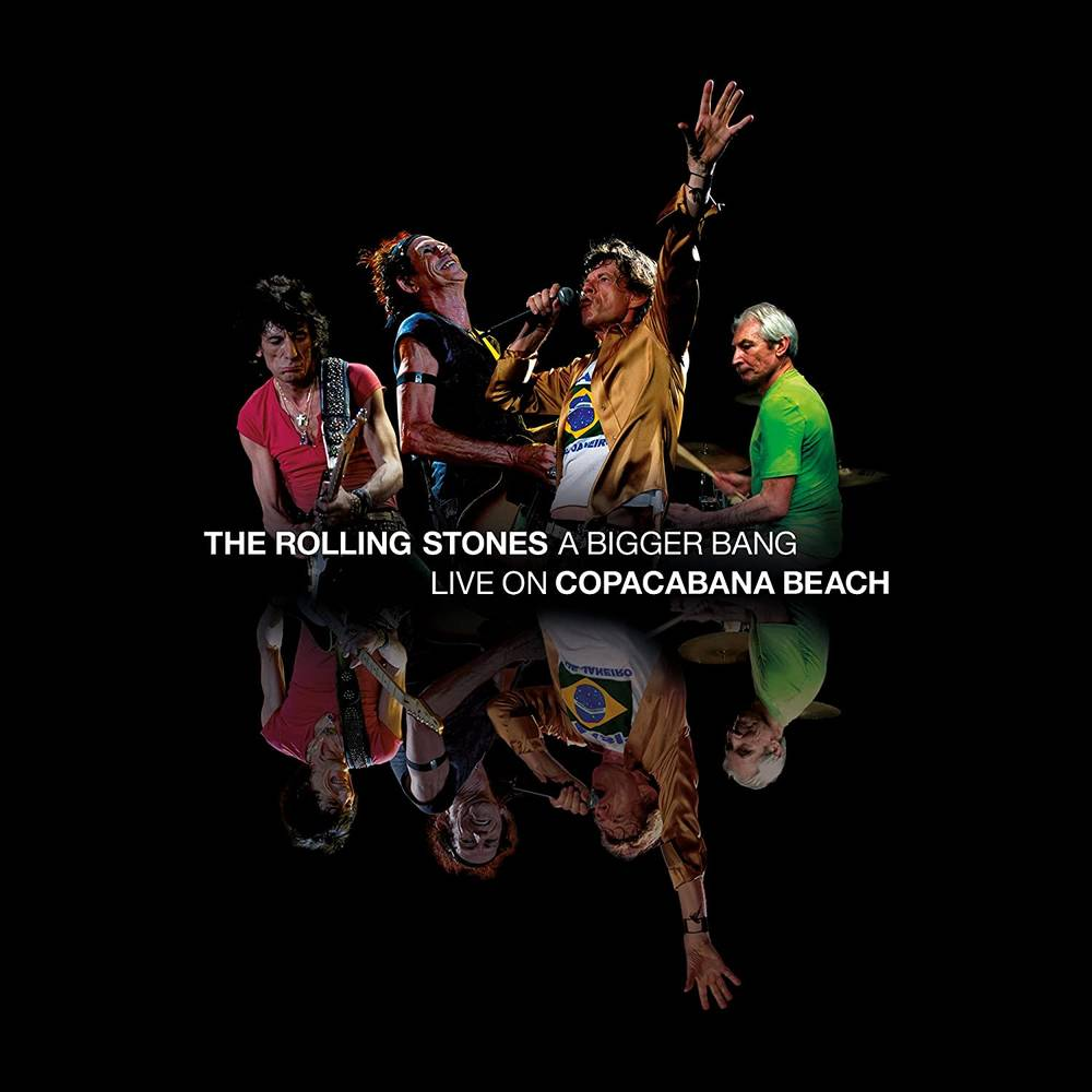 The Rolling Stones - A Bigger Bang Live On Copacabana Beach [2 CD + 2 DVD Deluxe Edition]