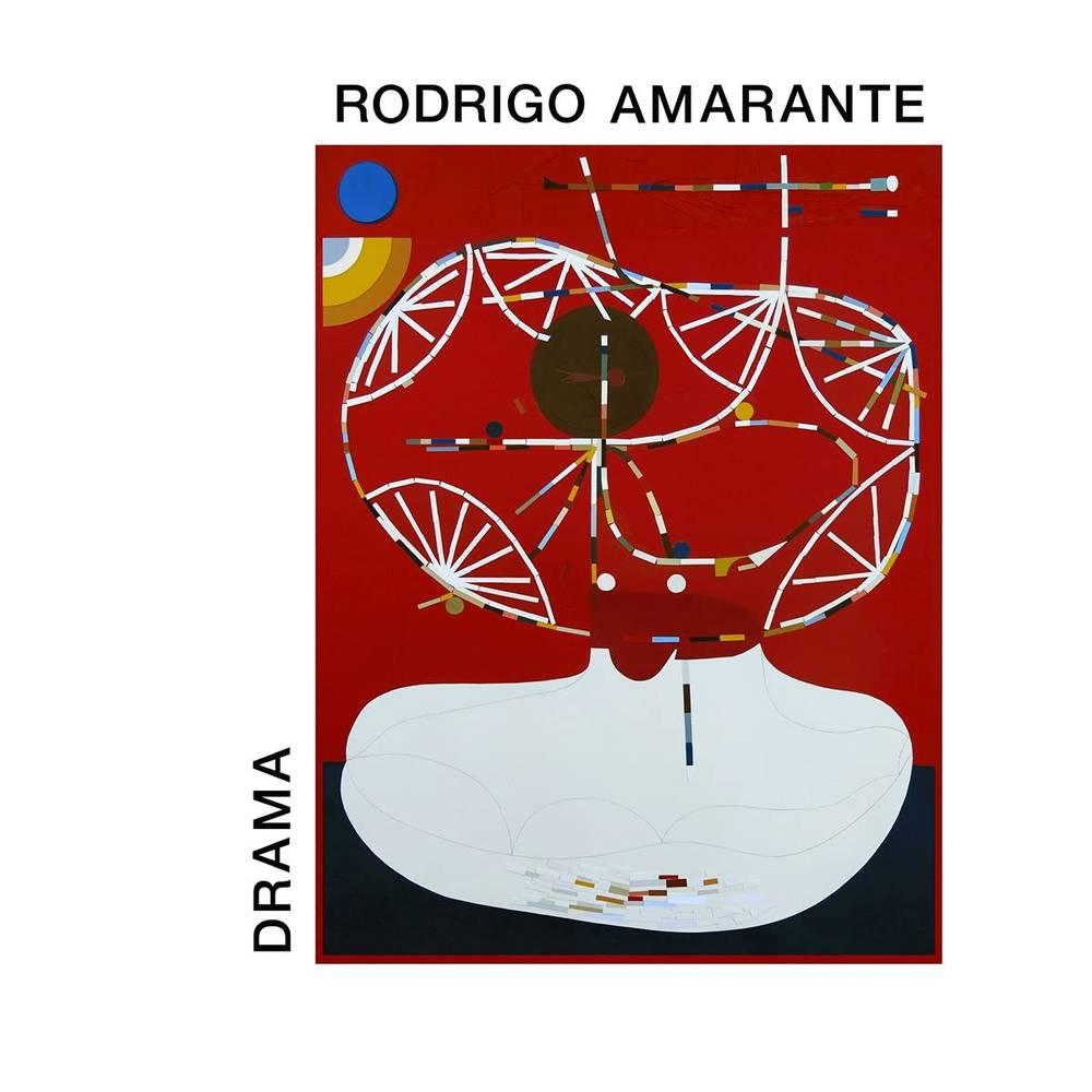 Rodrigo Amarante - Drama [Indie Exclusive Limited Edition White Shell W/ Black Ink Cassette]