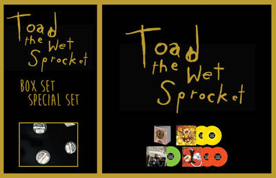 ENTER TO WIN A TOAD THE WET SPROCKET TEST PRESSING