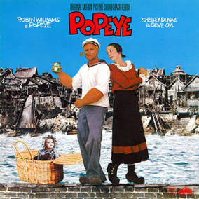 Popeye: Original Motion Picture Soundtrack