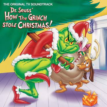 Dr. Seuss' How The Grinch Stole Christmas! [Green LP Soundtrack]