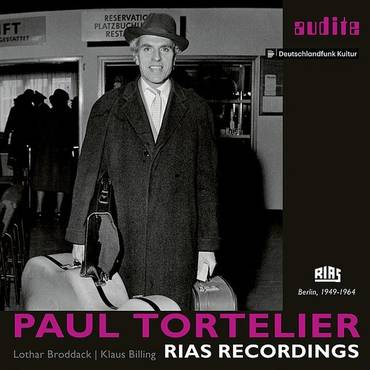 Paul Tortelier Rias Recordings / Various (3pk)