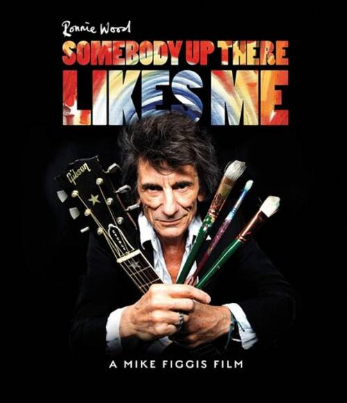 Ronnie Wood: Somebody up There Likes Me [DVD]