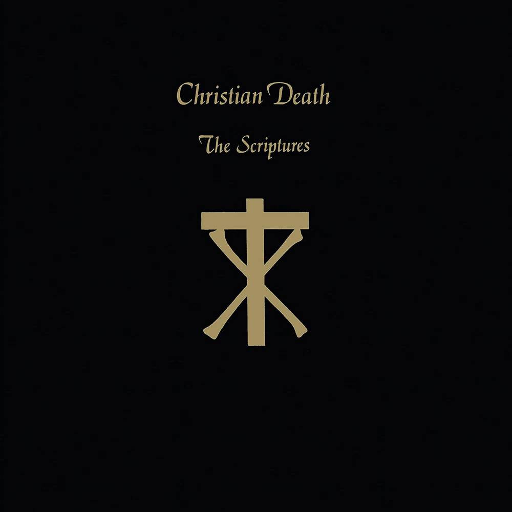 Christian Death - The Scriptures [Limited Edition Crystal Clear LP w/12 Page Booklet]