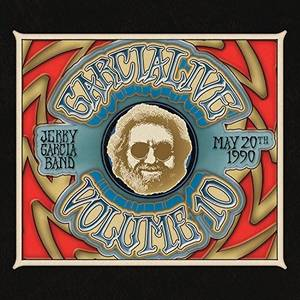 GarciaLive Volume Ten: May 20th, 1990 Hilo Civic Auditorium [2CD]