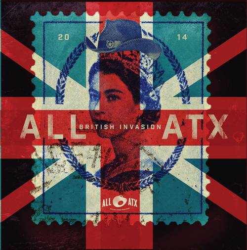All ATX Vol 2: British Invasion