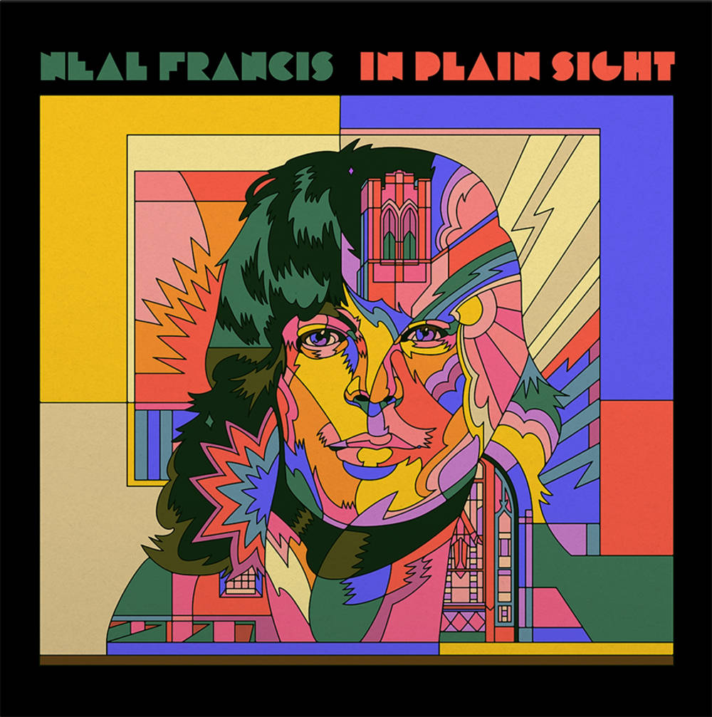Neal Francis - In Plain Sight [Indie Exclusive Limited Edition Electric Teal LP]