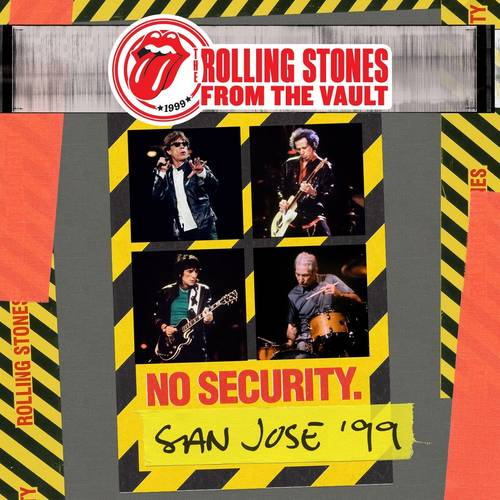 From The Vault: No Security. San Jose '99 [Limited Edition 3LP]