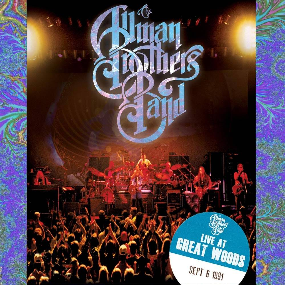 The Allman Brothers Band - The Allman Brothers Band: Live at Great Woods [DVD]